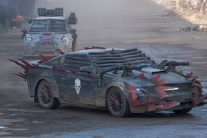 Death Race: Beyond Anarchy Looks Like A Post-Apocalyptic Fast & Furious
