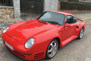 How On Earth Is This Porsche 959 Replica Worth Over $335,000?