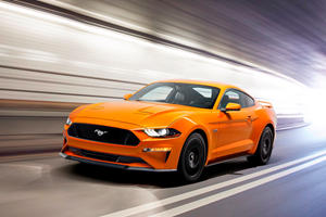 2018 Ford Mustang Coupe Review