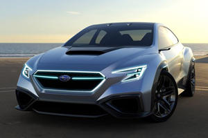 Does The Subaru VIZIV Performance Concept Preview The Next WRX?