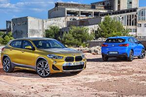 BMW Reveals Its Latest Attempt To Impress Millenials, The X2