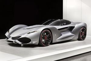 Zagato Reveals 1,000-HP Supercar Concept