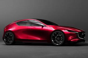 The Mazda Kai Concept Will Become The Next Mazda3