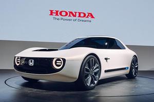Honda Sports EV Concept Could Be The S2000's Spiritual Successor