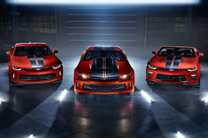 Behold The New Chevy COPO Camaro And Hot Wheels Anniversary Edition