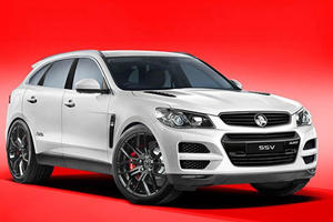 Holden Planned A Secret SUV That May Have Saved The Company