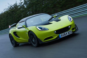 What's Going On With The Next-Generation Lotus Elise?