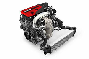 Honda Begins Selling 306-HP Civic Type R Crate Engine For Only $6,500
