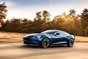 2018 Aston Martin Vanquish S Review