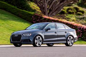 2018 Audi A3 Sedan  Review