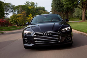 2019 Audi A5 Coupe Review