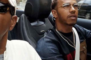 The Life Of Lewis Hamilton Is Just As Spectacular As His Driving