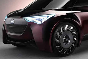 Toyota May Soon Equip New Cars With Tires That Don't Need Air
