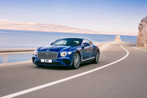 2019 Bentley Continental Review
