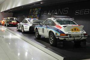 The '911 Identity' Special Exhibition Opens at Porsche Museum in Stuttgart