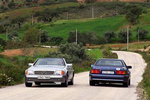 SL Evolution, Part 6: The Revolutionary Mercedes SL