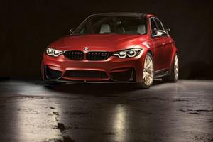Special BMW M3 30th Anniversary Edition Comes To SEMA