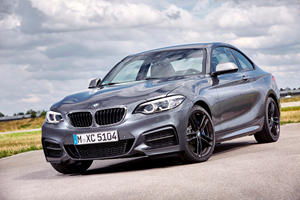 2018 BMW 2 Series Coupe  Review