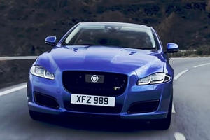 Adding 550-HP To The XJR Is Proof Jaguar Has Officially Lost Its Mind