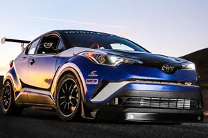 Toyota Shows That It Can Be Cool With This 600-HP Manual CUV
