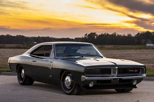 The Ringbrother's 1969 Dodge Charger Has The Most Appropriate Name
