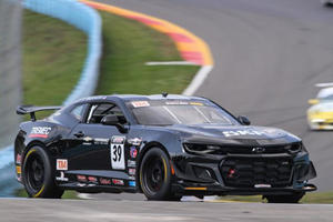 This Is The Actual Camaro ZL1 1LE That Conquered The Nurburgring