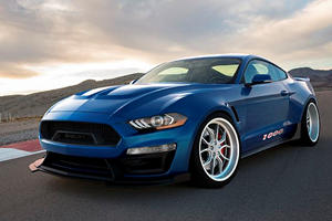 This Is The Shelby 1000: A Mustang GT With 1,000 HP