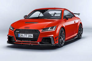 Audi TT Clubsport Concept Is A 600-HP Tribute To A Racing Great