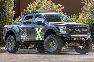 One-Off Ford F-150 Raptor Celebrates Xbox One X Launch