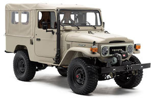 These Guys Will Sell You A Restored FJ Land Cruiser For $200,000