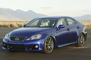 $20,000 Bargains: The First Lexus F Model Is Now Remarkably Affordable