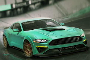 The Roush 729 Concept Is Inspired By The Classic Boss 429