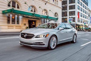 Compare Buick Lacrosse Vs Genesis G80 Carbuzz