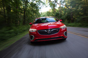 2018 Buick Regal GS Review