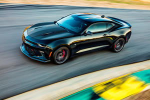 2018 Chevrolet Camaro Review