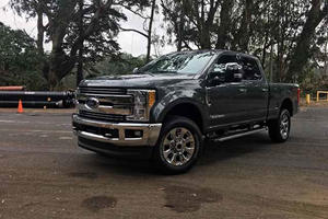 2018 Ford F-250 SuperDuty Review: 925 Lb-Ft Of Torque Brings Fun To Every Job