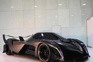 The 5,000-HP Devel Sixteen Hypercar Will Finally Debut Next Week