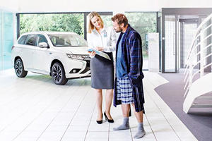 Do You Hate Dealerships? Mitsubishi Just Made Car Buying Easier