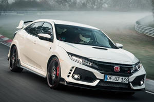 Honda Civic Type R Exceeds Official Top Speed In Autobahn Test