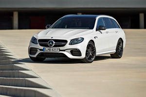 Mercedes E63 Is The Fastest Wagon Ever At The Nurburgring