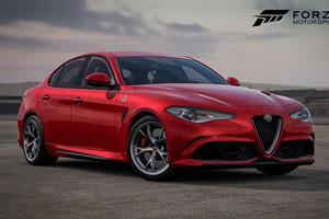 You Can Now Drive The Alfa Romeo Giulia Quadrifoglio In Forza 7