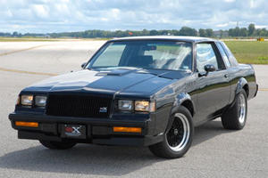 The First Buick Grand National GNX Ever Sold Is Up For Auction