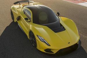 "Hennessey Admits Koenigsegg's Record Run ""Crushed"" The Venom GT"