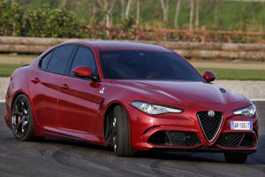 Will There Be A 2019 Alfa Romeo Giulia Veloce With 350-HP?