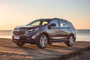 Holden Officially Becomes Boring With A Rebadged Chevrolet Equinox