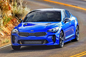 2018 Kia Stinger Review