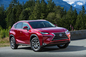 2018 Lexus NX Hybrid Review