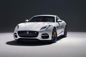 2018 Jaguar F-Type R Coupe Review