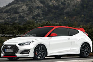 The Volkswagen GTI Better Watch Out If The New Veloster Looks THIS Good