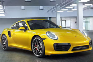 Porsche Shows Off How It Makes The Best Paint In The Business